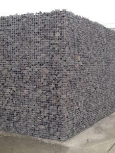 ART-fences schanskorven steenkorven