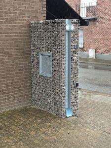 schanskorven op maat, automatische poorten