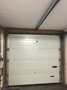 garagepoort, automatisering