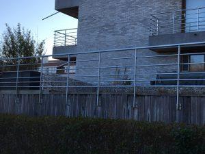 terrasafscheiding appartement