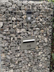 brievenbus in steenkorven