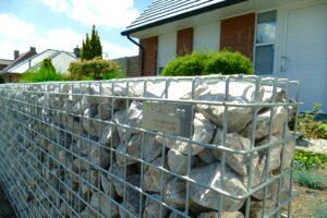 Schanskorf ookwel steenkorf genoemd op maat gemaakt door ART-Fences